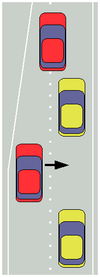 Merge Lane