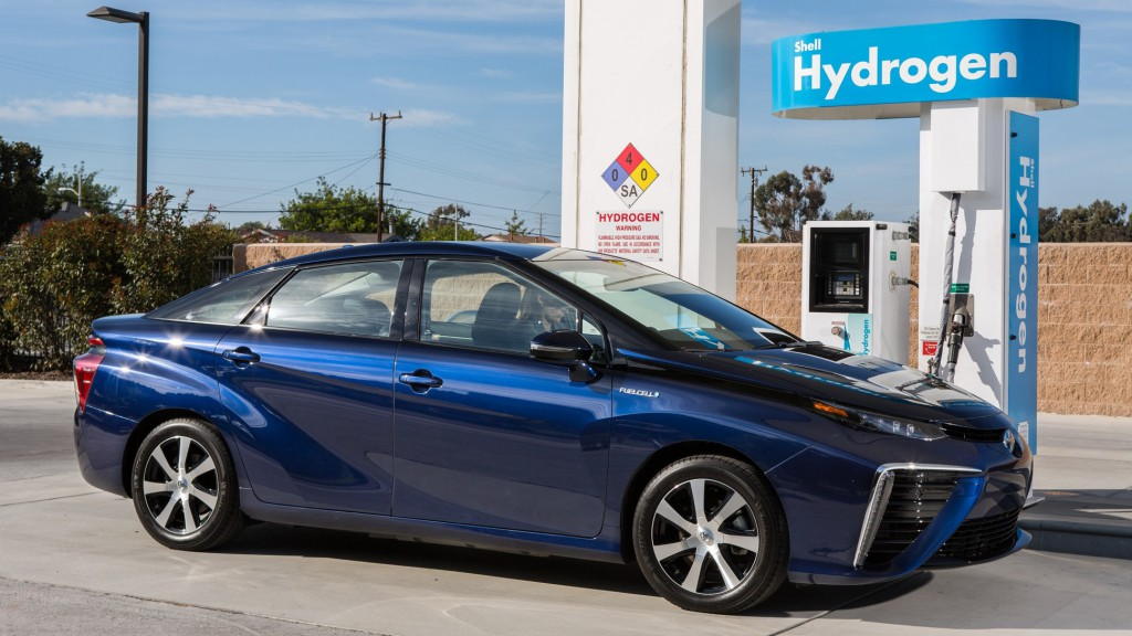 forbes.com hydrogen car