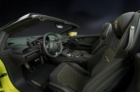 454800_Huracan Spyder RWD Interior