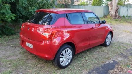Private Fleet Car Review: 2019 Suzuki Swift GL Navigator