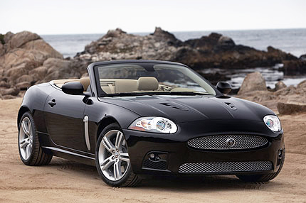 Jaguar on Jaguar Xk8 Review