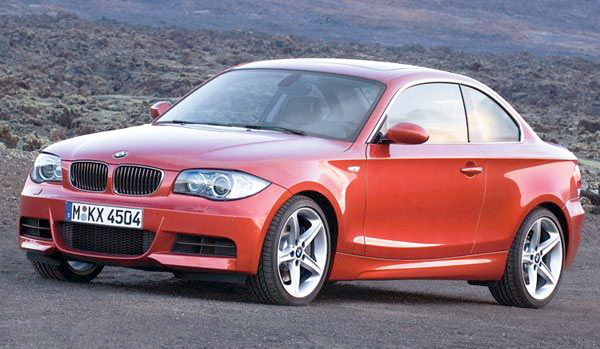 The rear-wheel driven BMW 1 series offer such superb handling and grip on