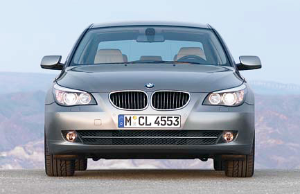 BMW 530i review