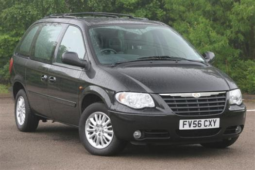 The Chrysler Voyager is simply