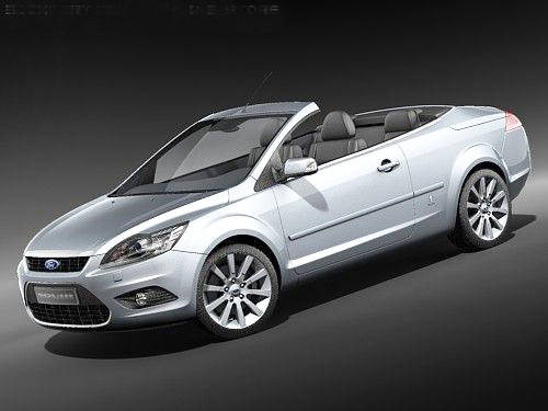 F for Ford, F for Focus and F for Fun; CC for Coupe Cabriolet:  that's the Ford Focus CC in a nutshell.
