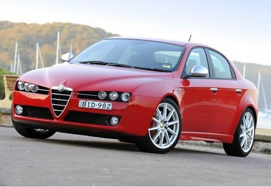 Alfa Romeo 159 2 4 Jtd