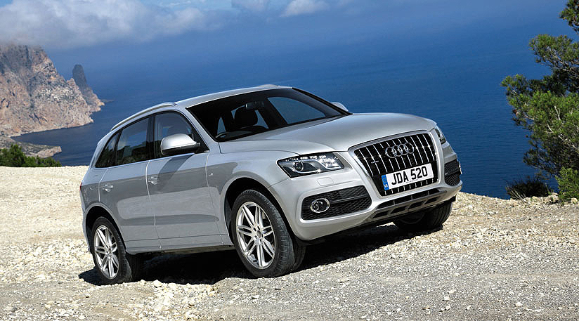 The Audi Q5 2.0 TDI might look like a sedan - but it's not!