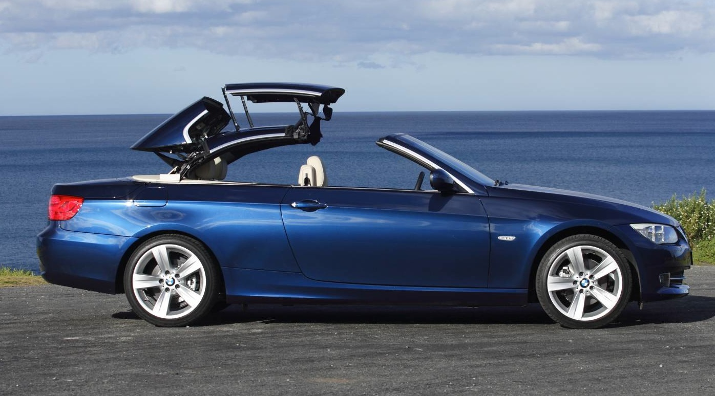 2012 BMW 3 Series Convertible