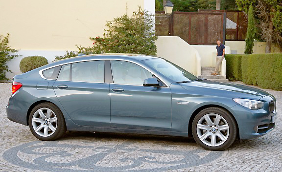 Believe it or not, the BMW 535i Gran Tourismo is actually an innovative hatchback.