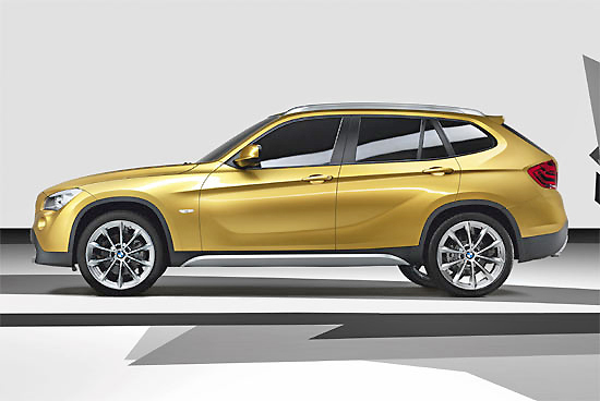 Nimble enough to sweep through s-bends, the new BMW X1 is all about momentum.