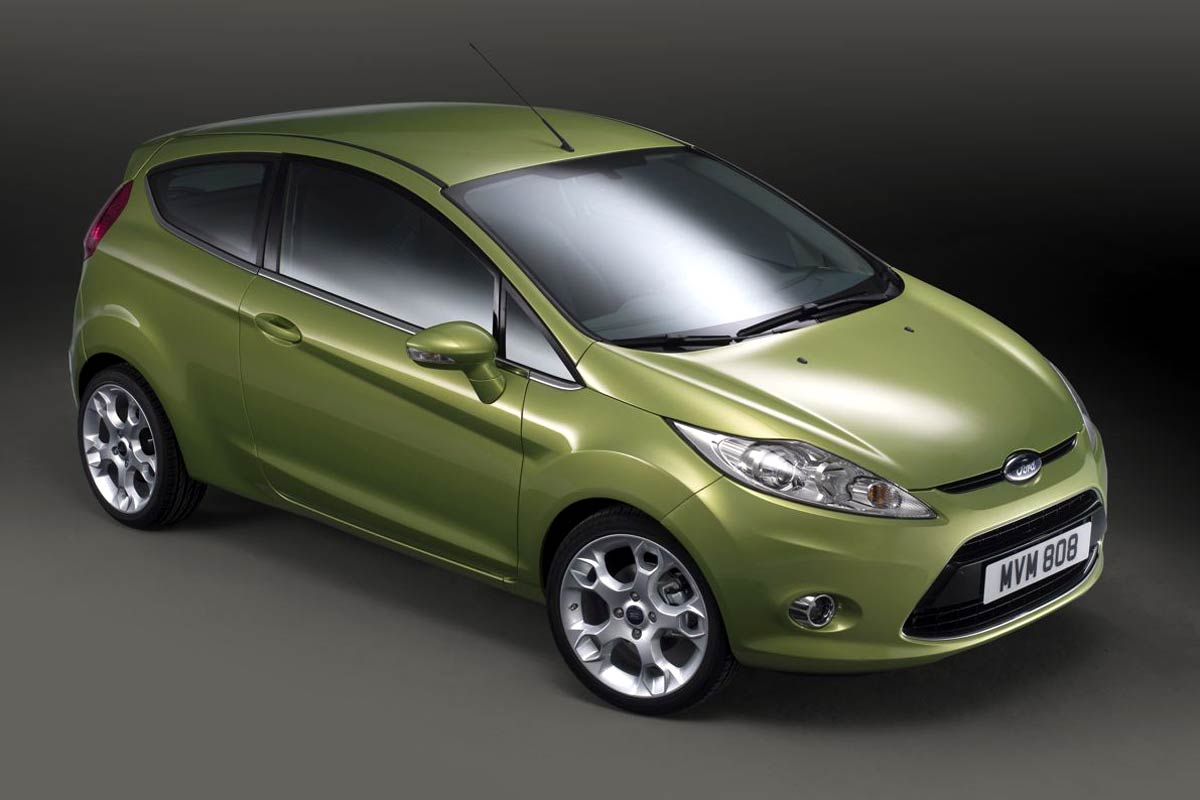 ford fiesta top cars for young drivers