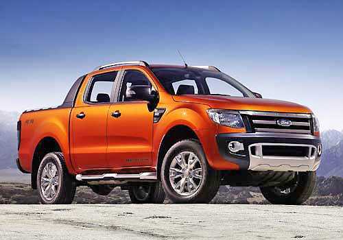 Very modern and extremely powerful, the new Ford Ranger is as practical and comfortable as utes come.