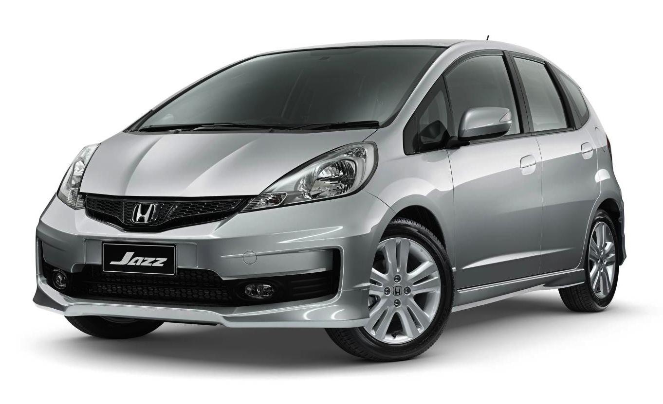 Honda Jazz Vibe
