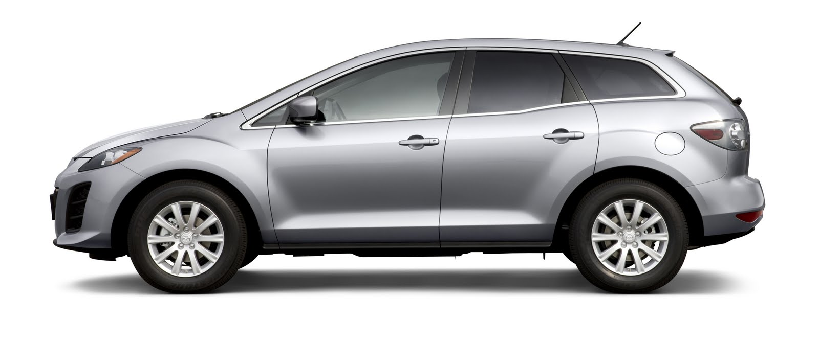The Mazda CX-7 Classic - a justifiably popular choice of family vehicle.