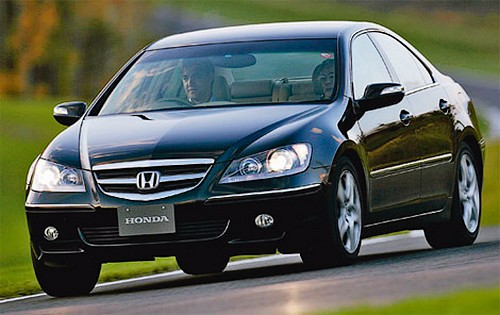 2009 Honda Legend New Car