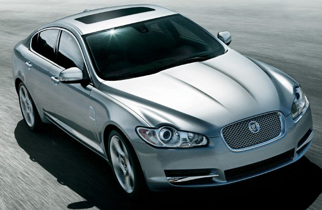 2012 Jaguar XF 2.7 D Luxury 2012 Jaguar XF 3.0 V6 Luxury 2012 Jaguar ...