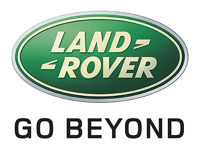 Land Rover Logo on Land Rover Freelander 2 Land Rover Discovery 4 Land Rover Defender