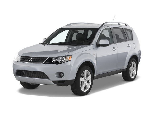 2009 Mitsubishi Outlander Car Images | Wow Mitsubishi Cars