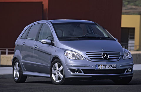200 mercedes benz. Mercedes Benz B200