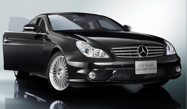 Тест-драйв Mercedes Benz cls 350
