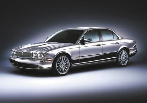 Jaguar XJR Picture