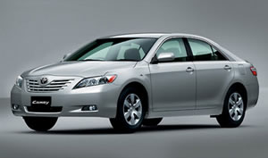 Refined to drive, the Toyota Camry is super smooth, comfortable and safe.