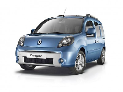 new 2011 Renault Kangoo is