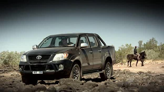 toyota hilux 2010 black. can match the Toyota Hilux