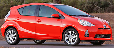 A striking design, hugely economical and fun to drive, the Toyota Prius C is a superb little car.
