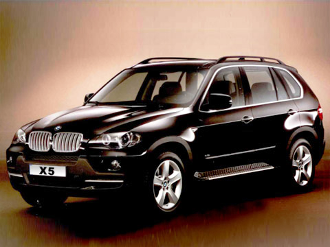 Automatic Transmission on Bmw X5 Xdrive 48i Review