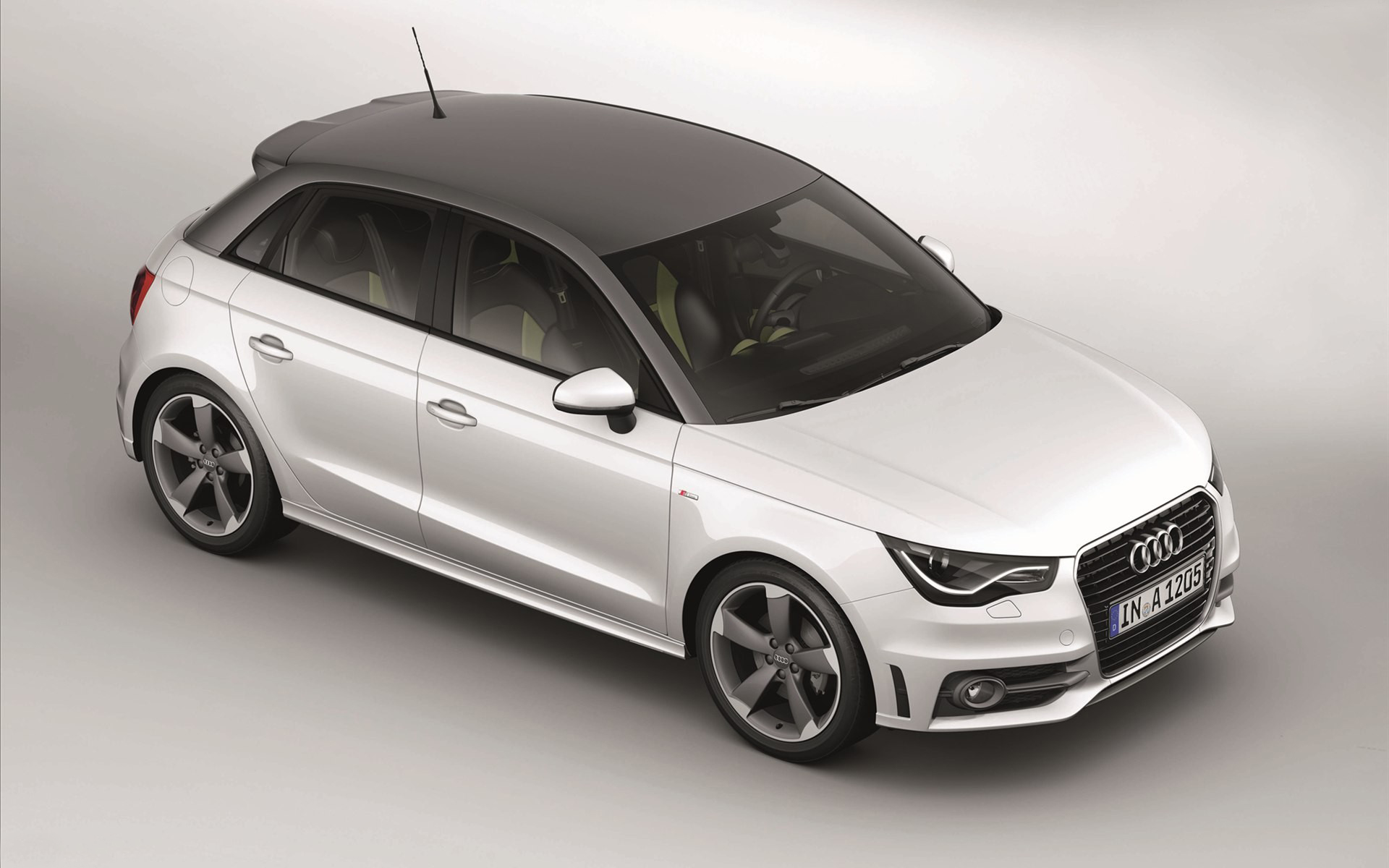 A1 Sportback Review Private Fleet