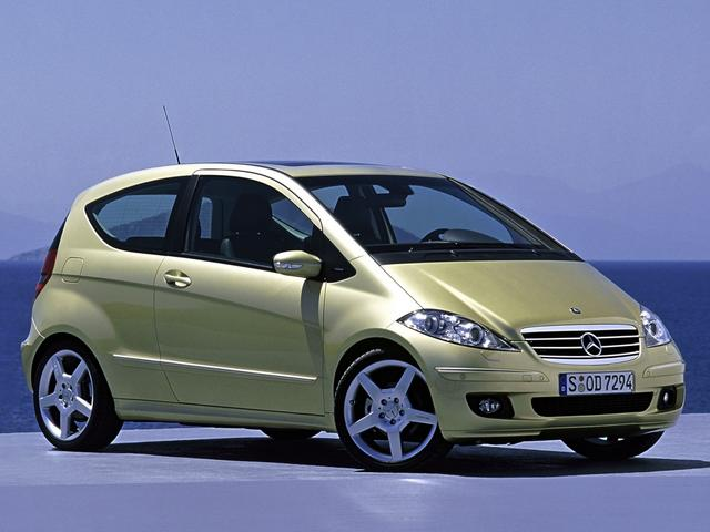 The great looking Mercedes Benz A180 CDI will take you there in style without slurping through the diesel.