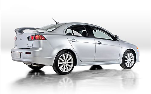 Great style, great chassis and a great price make the new Mitsubishi Lancer hard to beat.