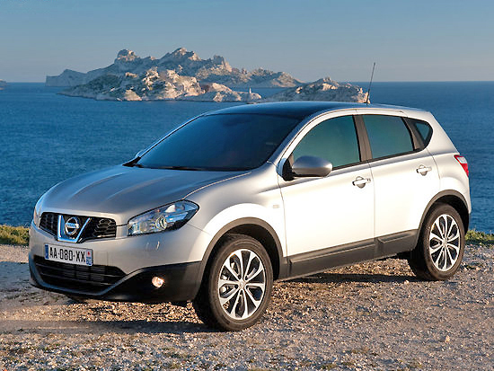 Excellent styling and competitve pricing make the Nissan Dualis a nice family wagon.
