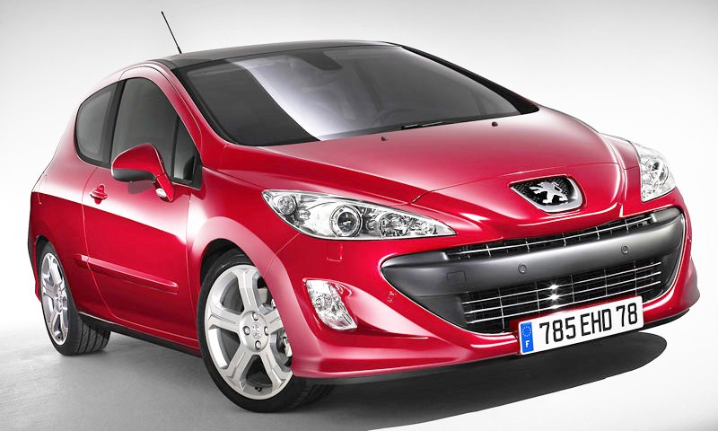 Peugeot 308 Review Private Fleet