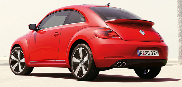 Cleaner lines and a sporty flavour are what The Beetle adds to the iconic design.