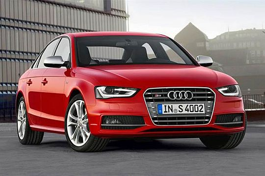 A comprehensively talented machine in all areas, the Audi A4 Sedan is a pleaser.