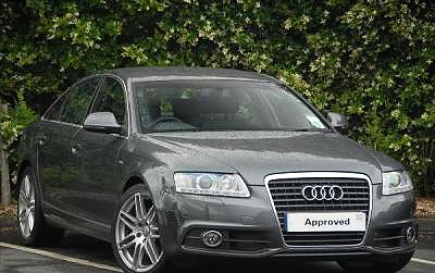 The Audi A6 2.0 TDI is the base model but is anything but basic.