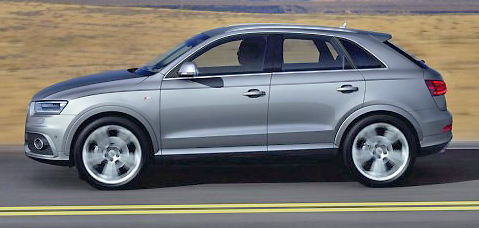 An Audi Q3 is a very nice high-riding Audi. It's every bit as good as its bigger siblings, only cheaper to buy and even more frugal.