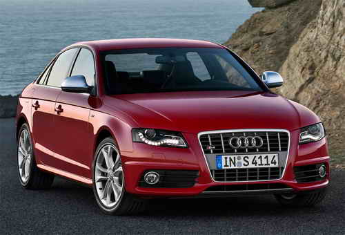 The new Audi S4 has a number of features that are sure to please.