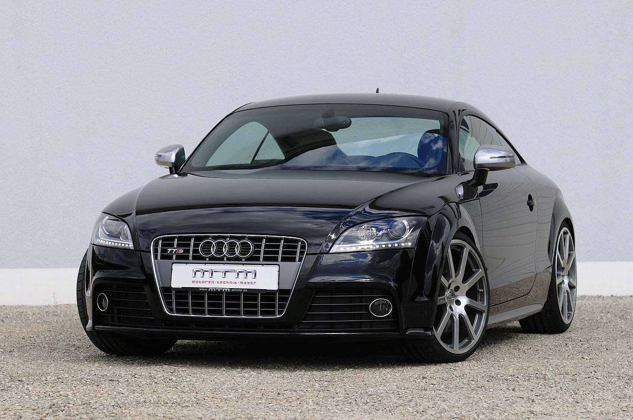 Audi Tts Review Private Fleet