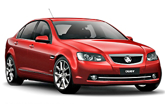Smooth and refined, the Holden Calais drives sweetly.