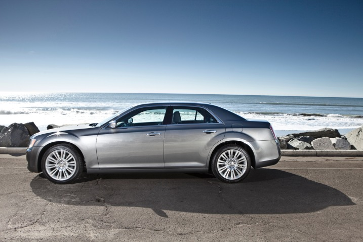 Build quality for the new Chrysler 300 is excellent, and the magical, sumptuous 300 Luxury trim has been crafted to perfection.