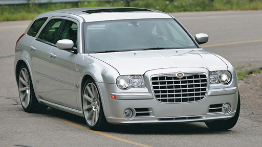 If you think the Chrysler 300C Touring looks good from the outside, just wait until you see the inside!