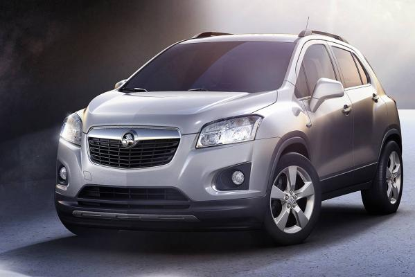 The Holden Trax has the looks of a full size SUV in a small and fuel-frugal package.