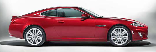 Beautiful from every angle, inside inclued, the Jaguar XK is brilliant.