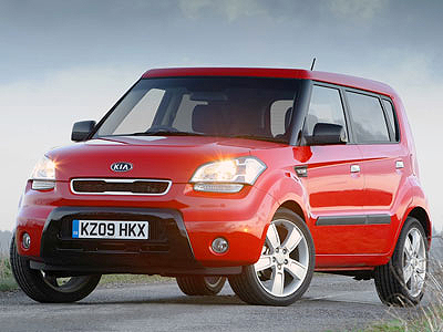 This is just one possibility of what you can get with the Kia Soul.