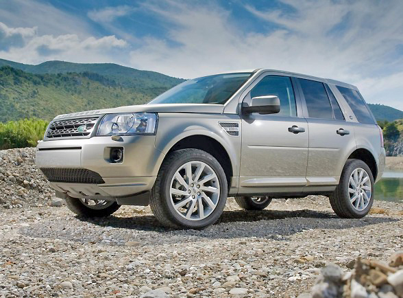There's no doubt about off-roading ability when it comes to the fabulous Land Rover Freelander 2.