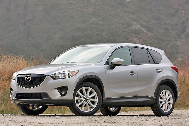 This is a great small SUV. The Mazda CX-5 sets the benchmark.