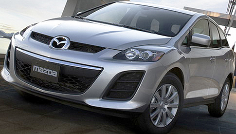 The Mazda CX-7 Luxury Sports combines pampering with a price tag that's within reach.